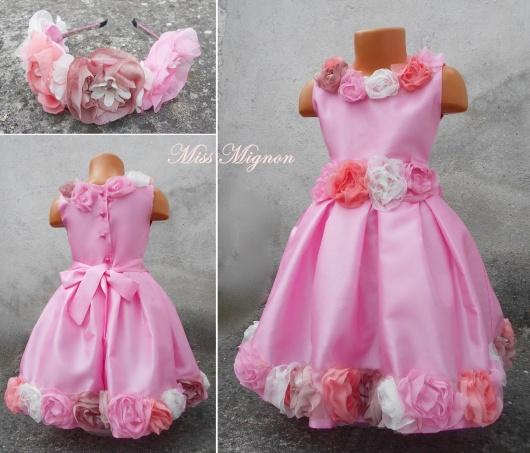 rochie rosa mia
